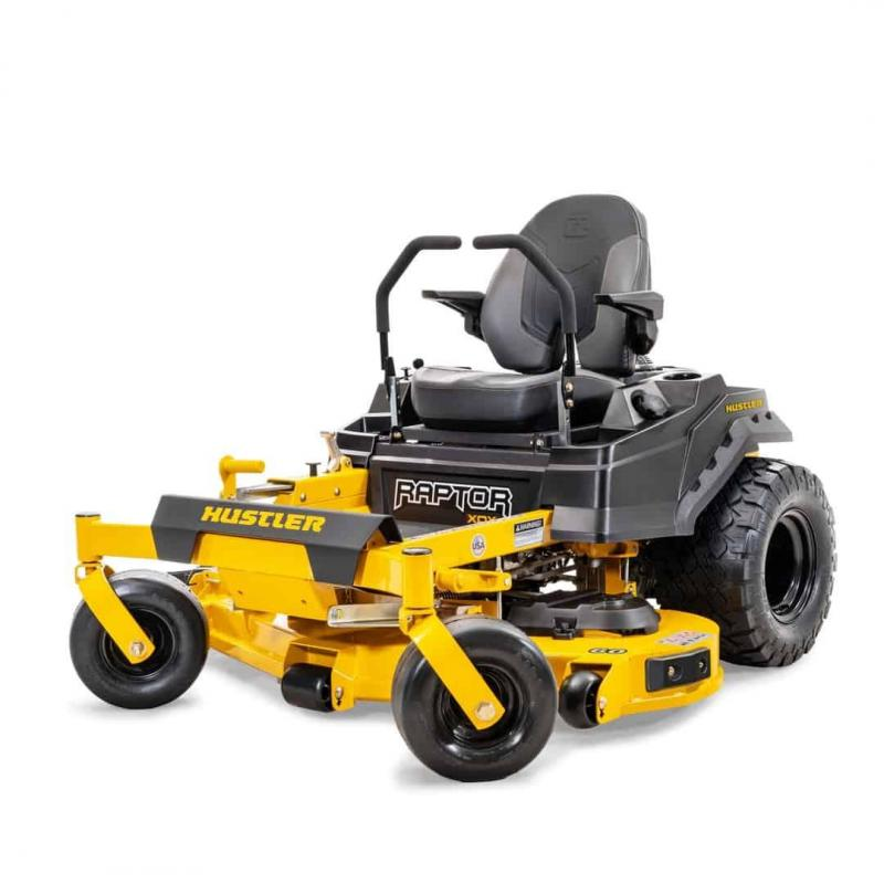 2021 Hustler Raptor XDX Zero Steer Mower 54 Deck Lawn Mower