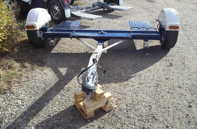 2020 MasterTow Model 77TEB-14 Electric Brake Tow Dolly