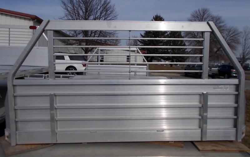 2019 Aluma 96144 Heavy Truck Bed