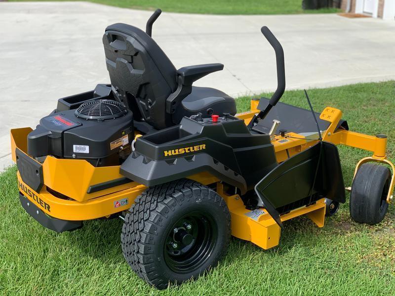 2021 Hustler Raptor XD Zero Steer Mower 48 Deck Lawn Mower