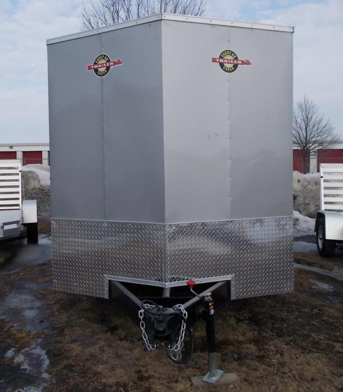 2021 Carry-On 7X14 CGRCM Tandem Axle Enclosed