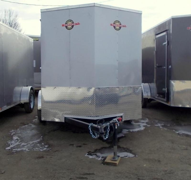 2021 Carry-On 6X10 CGRCM Enclosed Cargo Trailer
