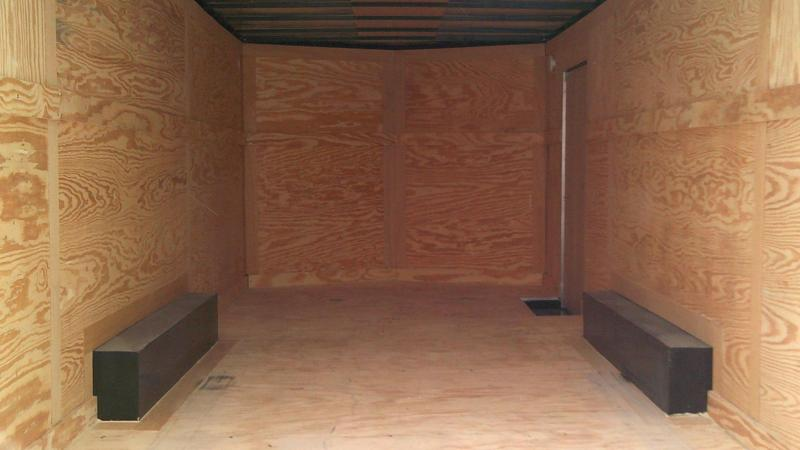 2020 Carry-On 8.5x20CGRCM Enclosed Cargo Trailer