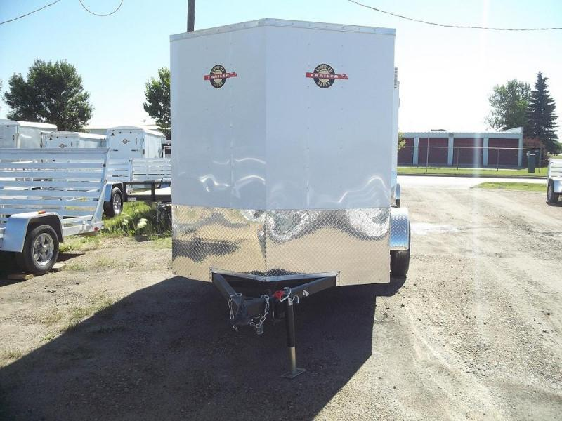 2021 Carry-On 6X12 CGRCM Enclosed Cargo Trailer