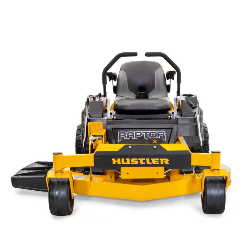 2021 Hustler Raptor X Zero Steer Mower 54 Deck Lawn Mower