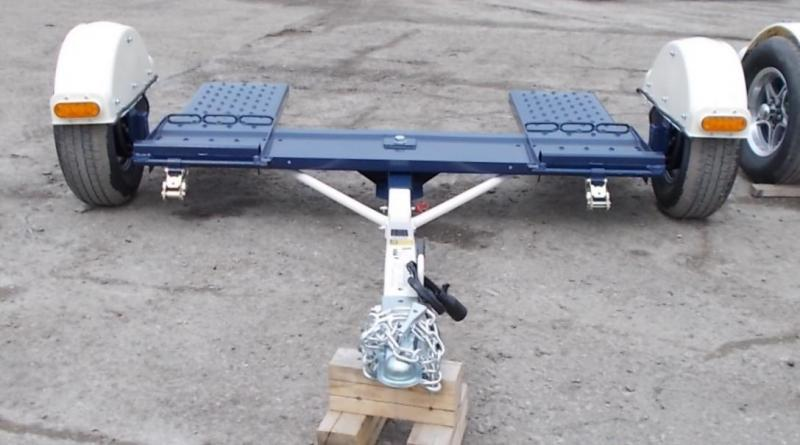 2021 MasterTow Model 77TEB-14 Electric Brake Tow Dolly