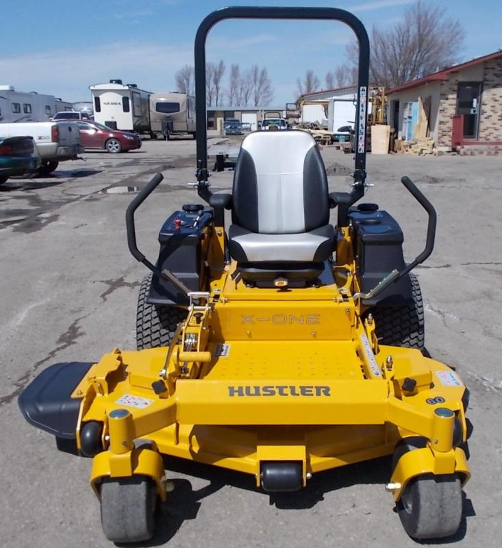 2019 Hustler X-ONE Zero Steer Mower 60 Deck Lawn Mower