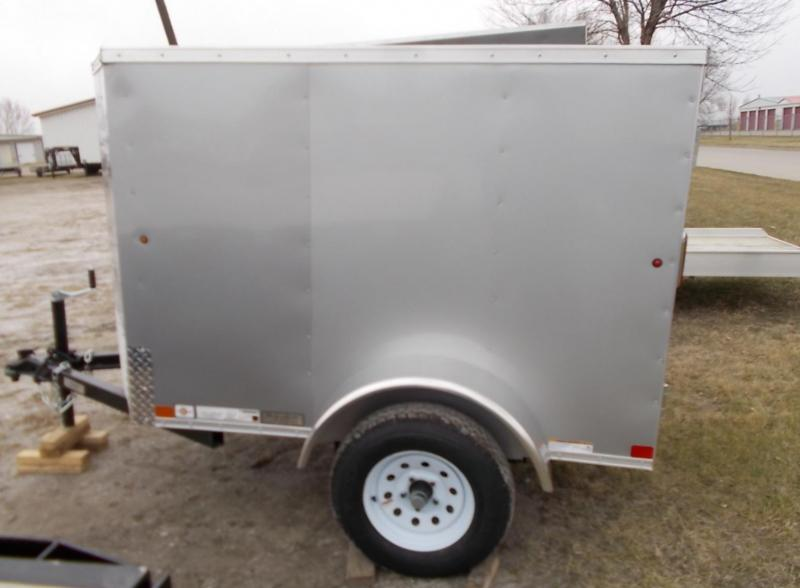 2021 Carry-On 4X6 CGVEC-13 Enclosed Cargo Trailer