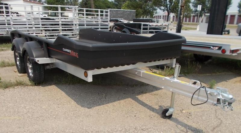 2021 Floe CargoMax CM-XRT 13-73 Utility Trailer Tandem No Brakes