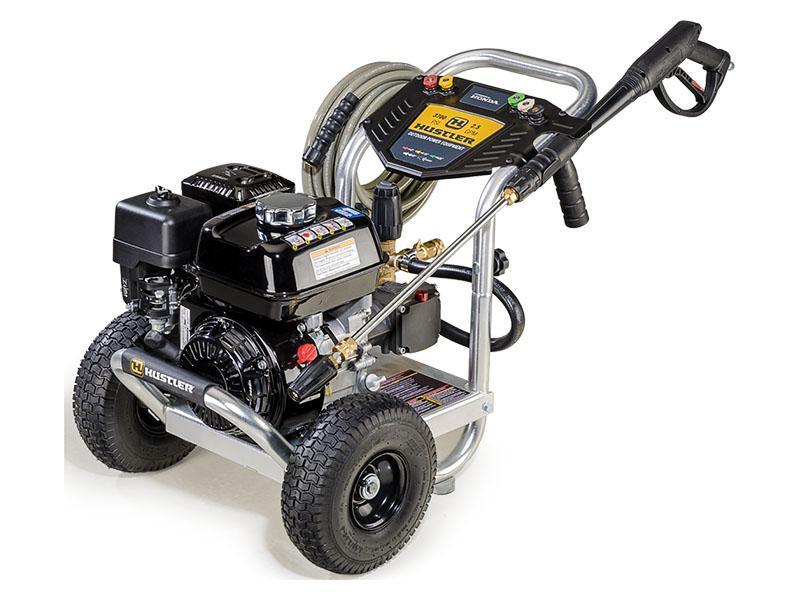 2019 Hustler Model HH3725 3700LB Pressure Washer
