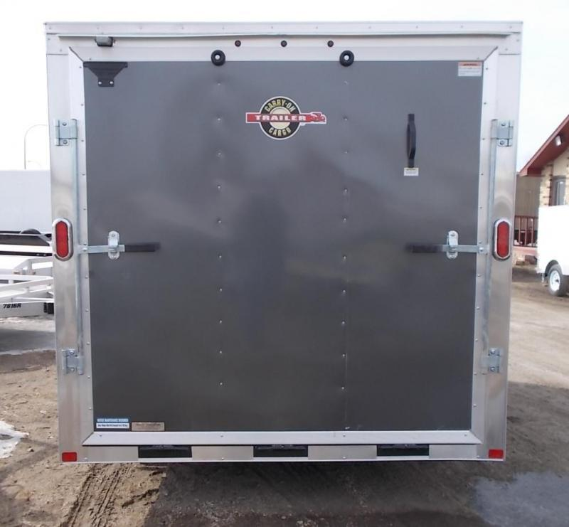 2021 Carry-On 7X12 CGRCM 3K Enclosed Cargo Trailer