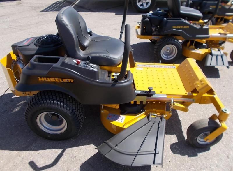 "2020 Hustler Raptor Zero Steer 42"" Deck Lawn Mower"
