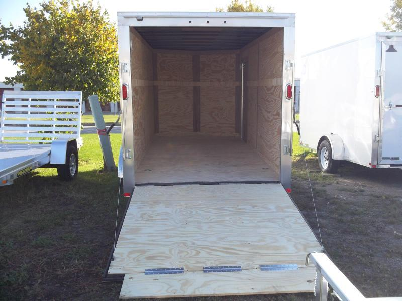2021 Carry-On 7X16 CGRCM Tandem Axle Enclosed