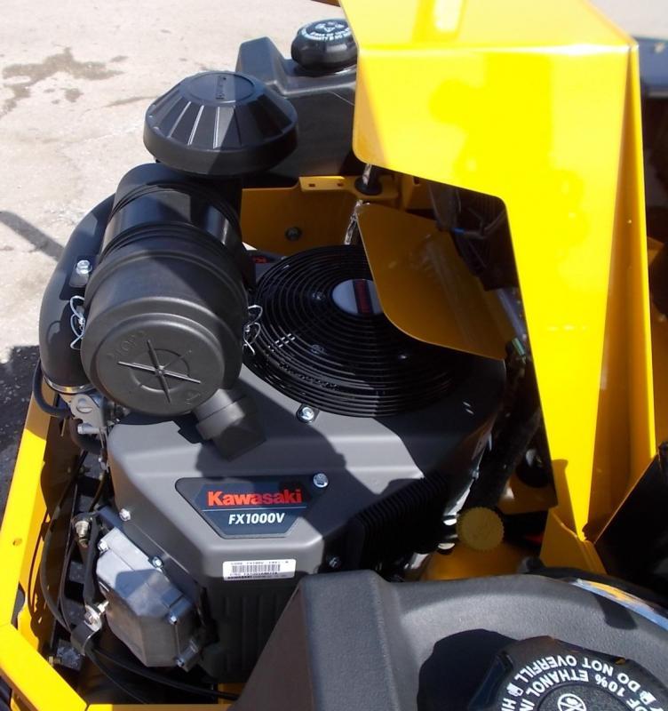 2019 Hustler Super Z Zero Steer Mower 60 Deck Lawn Mower