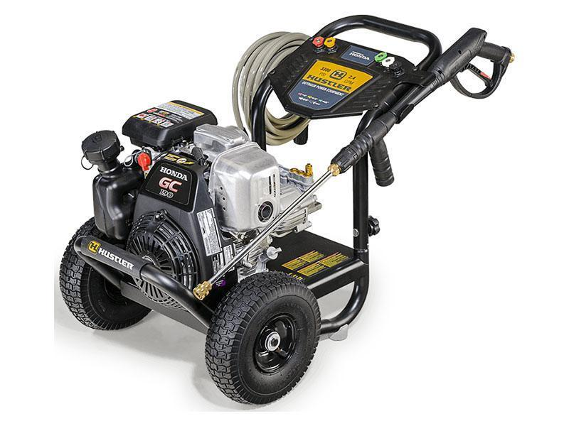 2020 Hustler Model HH3324 3300LB Pressure Washer