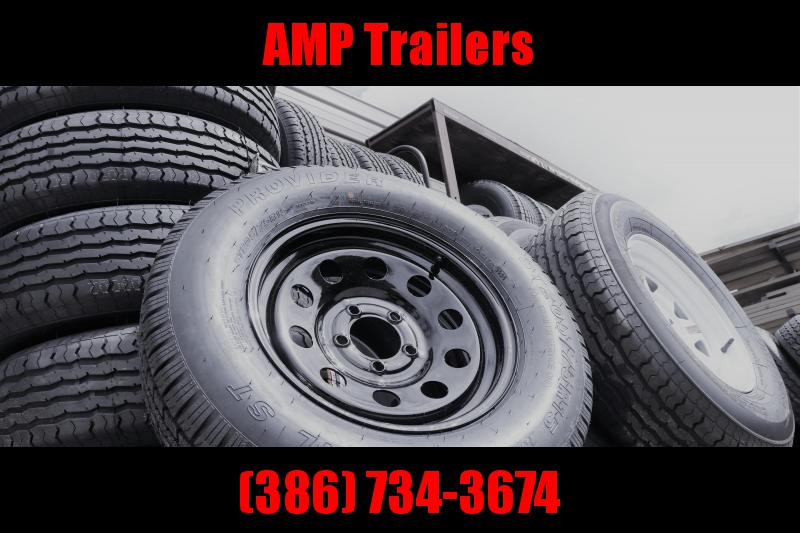 2020 AMP Trailers FALL SPARE SPECIAL! FREE SPARE w/ purchase of *IN STOCK UTILITY TRAILER