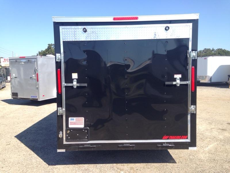 """2022 7X16 ADMIRAL SERIES TANDEM AXLE Cargo Trailer 6"""" Extra Height"""
