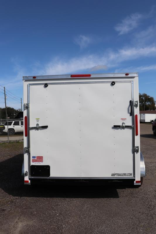 2020 ADMIRAL SERIES 6X12 SINGLE AXLE CARGO