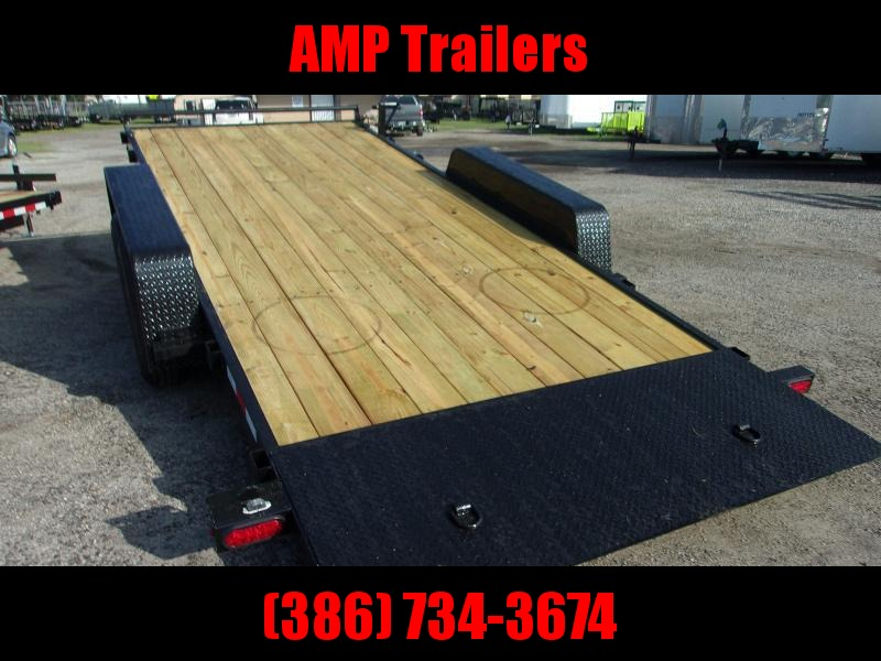2020 Down 2 Earth Trailers 82X20 5 Ton TILT