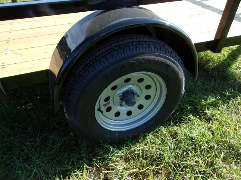 2020 Down to Earth 5x10 Utility Trailer