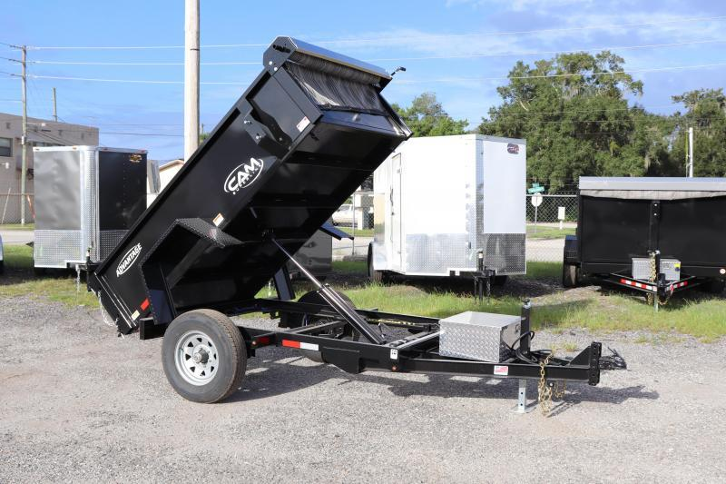 2021 Cam Superline-ADVANTAGE 5x8 DUMP TRAILER Dump Trailer