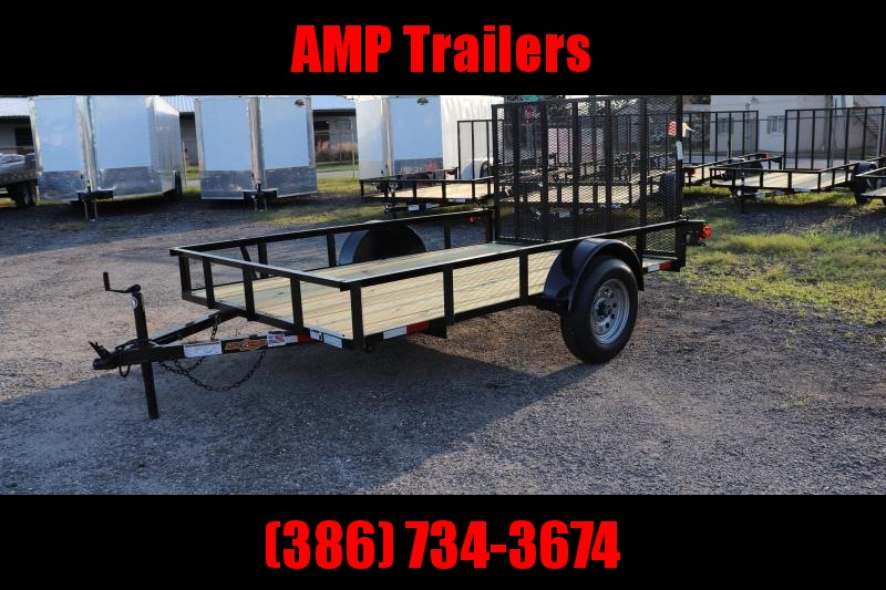 2021 Down 2 Earth Trailers ECONO 76X12' Utility Trailer