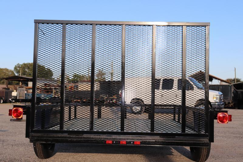 2021 Down 2 Earth Trailers ECONO 76X10' Utility Trailer