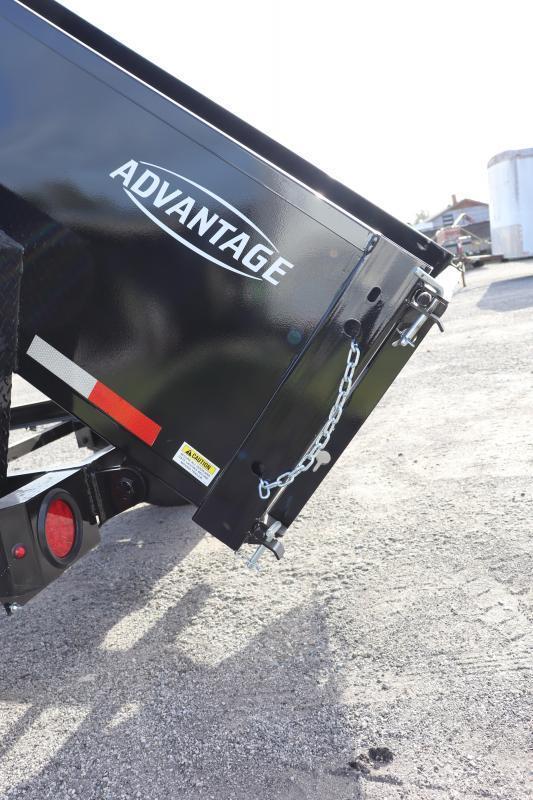 2021 Cam Superline-ADVANTAGE 5x8 DUMP TRAILER Dump Trailer