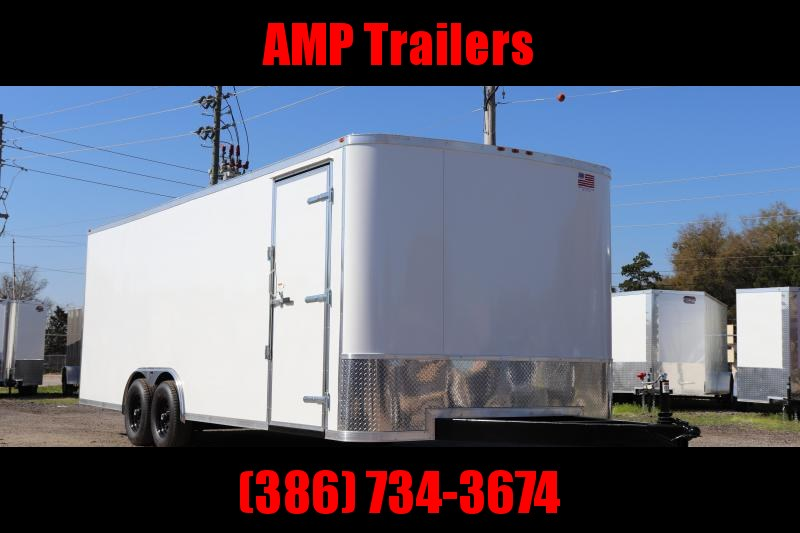 2021 AMP Trailers HD LANDSCAPE CARGO SPECIAL* Enclosed Cargo Trailer