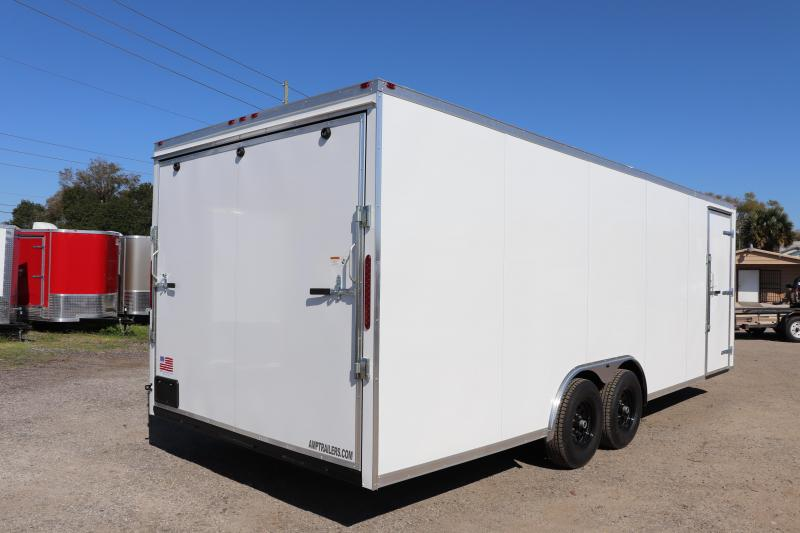 2020 AMP Trailers HD LANDSCAPE CARGO SPECIAL* Enclosed Cargo Trailer