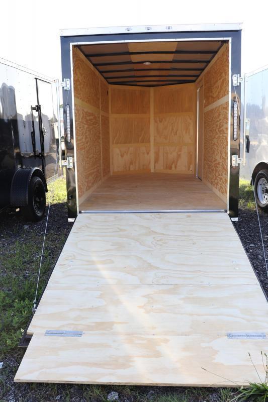 2021 6x10 GENERAL SERIES Cargo Trailer