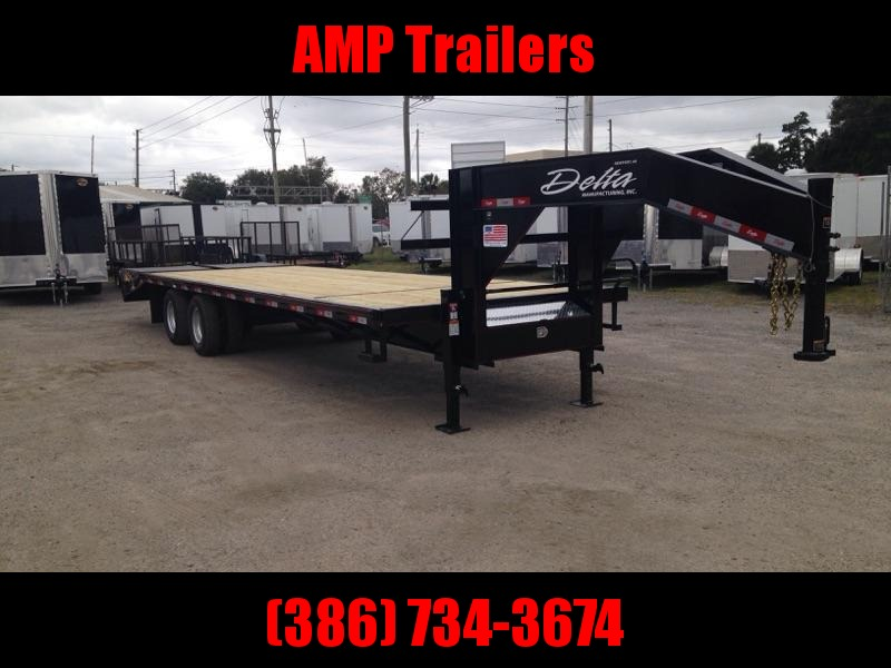 "2020 35'x102"" 10 ton Gooseneck Equipment Trailer"