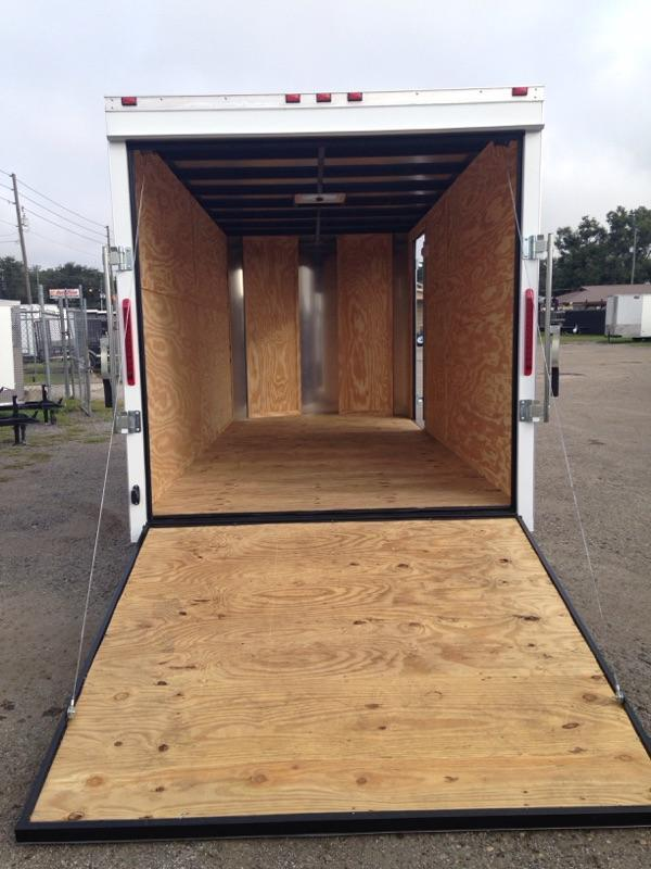 2020 AMP Trailers 7X16 CARGO Enclosed Cargo Trailer