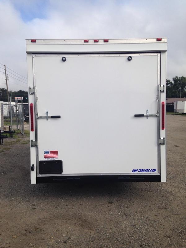 2021 AMP Trailers 7X16 CARGO Enclosed Cargo Trailer