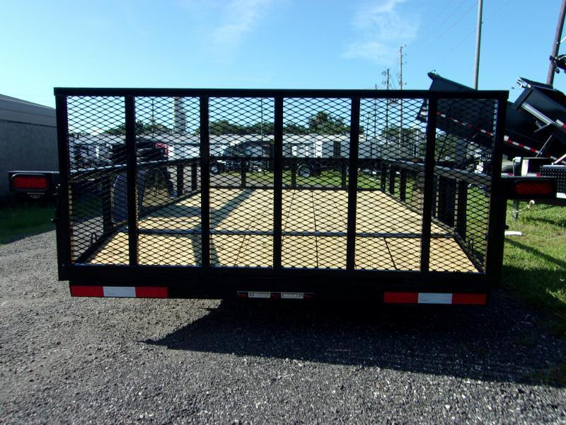 """2020 Down to Earth 76""""x12' Utility Trailer *DT"""