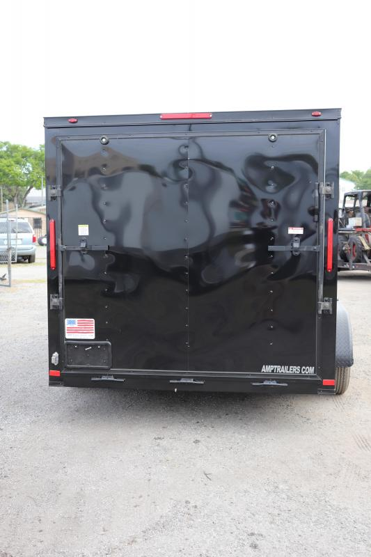 2020 7X16 ADMIRAL SERIES  Cargo Trailer *BLACK OUT