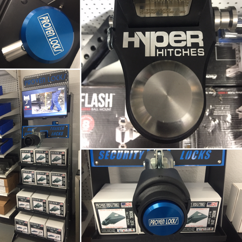 HYPER HITCH - PROVEN LOCKS NOW IN STOCK