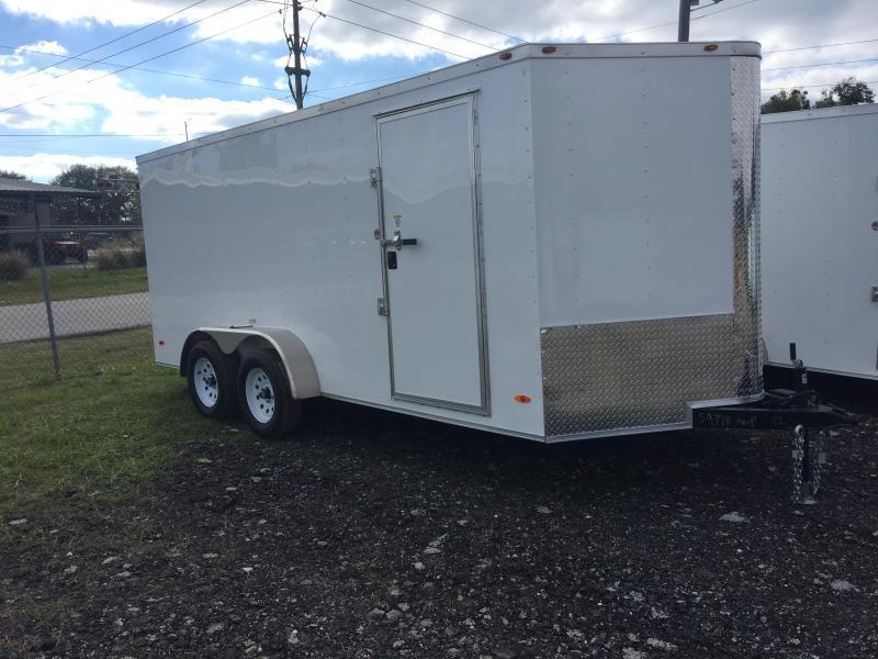 2021 7X16 ADMIRAL SERIES  Cargo Trailer  *6'8 INTERIOR