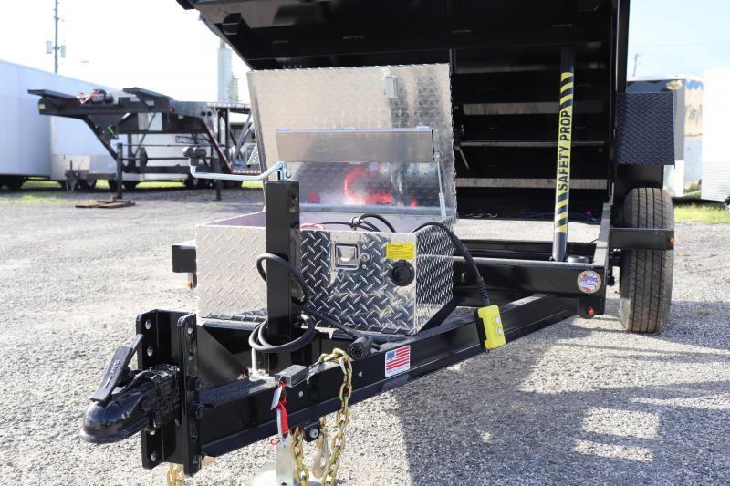 2021 Cam Superline-ADVANTAGE 5x10 DUMP TRAILER Dump Trailer