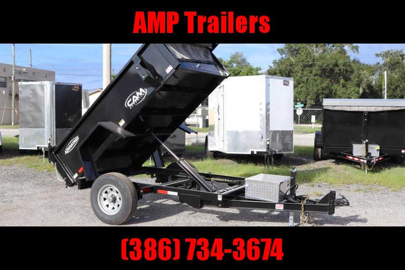 2021 Cam Superline-ADVANTAGE 5x10 DUMP TRAILER Dump Trailer