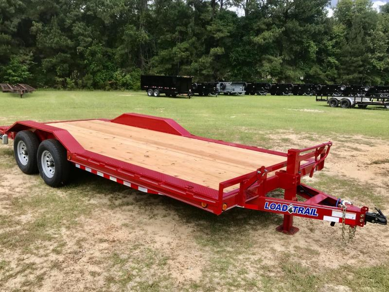 2021 Load Trail 102x20 Car Hauler 14k GVWR Equipment Trailer