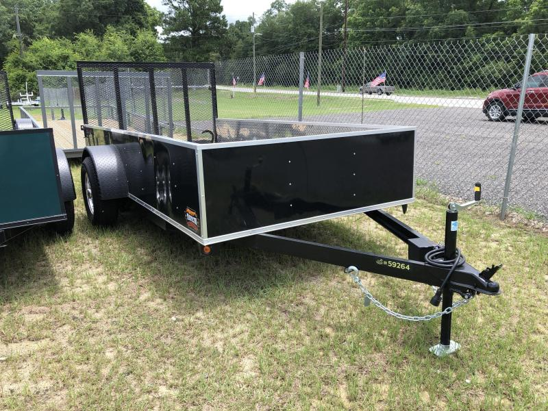2020 Covered Wagon Trailers 6x12TA3 TOY HAULER Utility Trailer