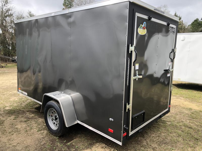 2021 Covered Wagon Trailers 6X12SA Enclosed Cargo Trailer