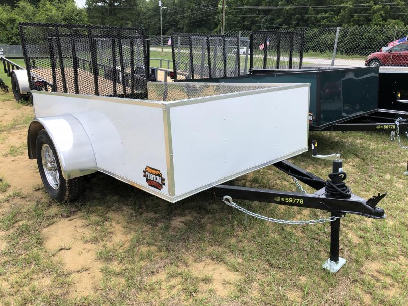 2020 Covered Wagon Trailers 5x8SA - Toy Hauler Utility Trailer
