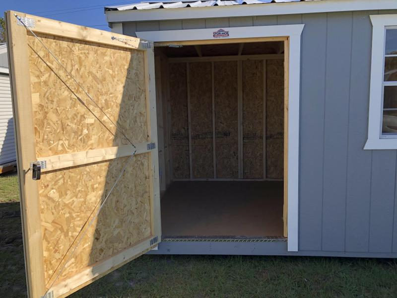 2020 Stor-Mor 8x12 Garden Shed w/ ELECTRICITY Other
