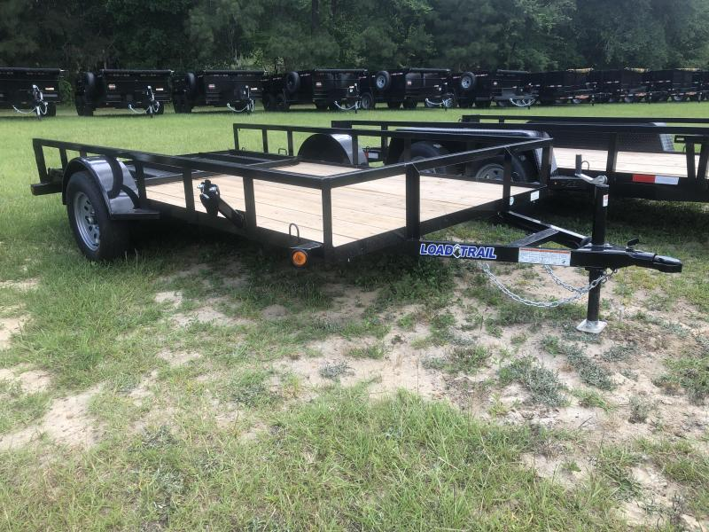 "2021 Load Trail 77"" x 12' Single Axle Utility Trailer"
