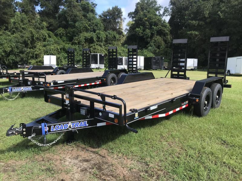"2021 Load Trail 83X18TA 6"" Frame Carhauler w/ 5'x24"" Ramps"