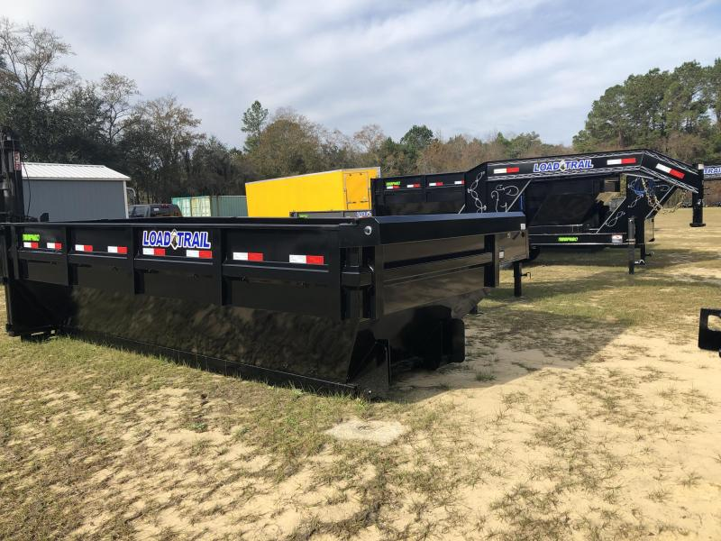 2021 Load Trail 16ft Roll-Off Set (Frame plus 2 bins) Dump Trailer