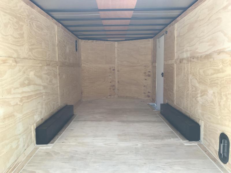 2021 Diamond Cargo 8.5x16TA XTRA HEIGHT