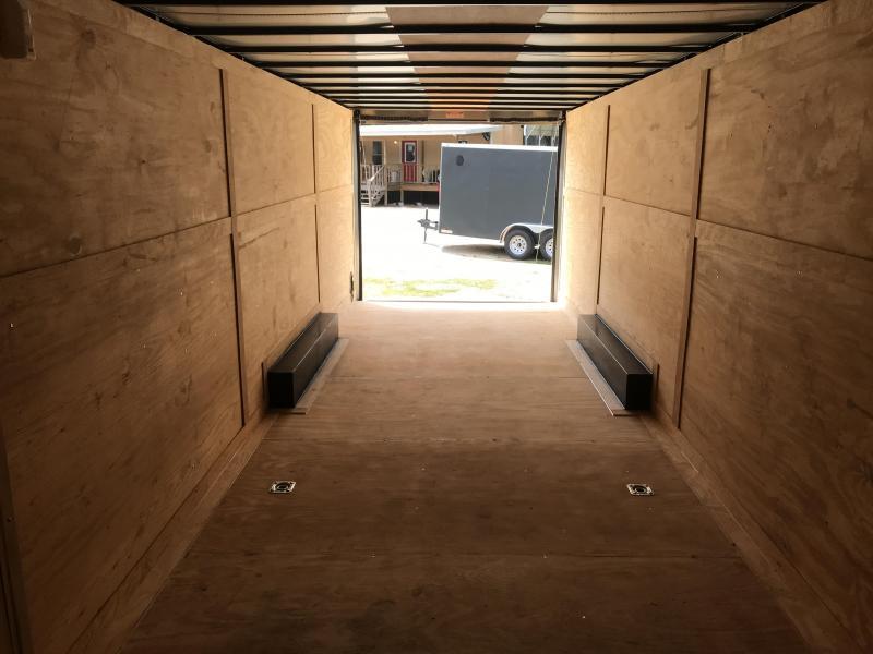 2021 Diamond Cargo 8.5X28TA3 Enclosed Cargo Trailer